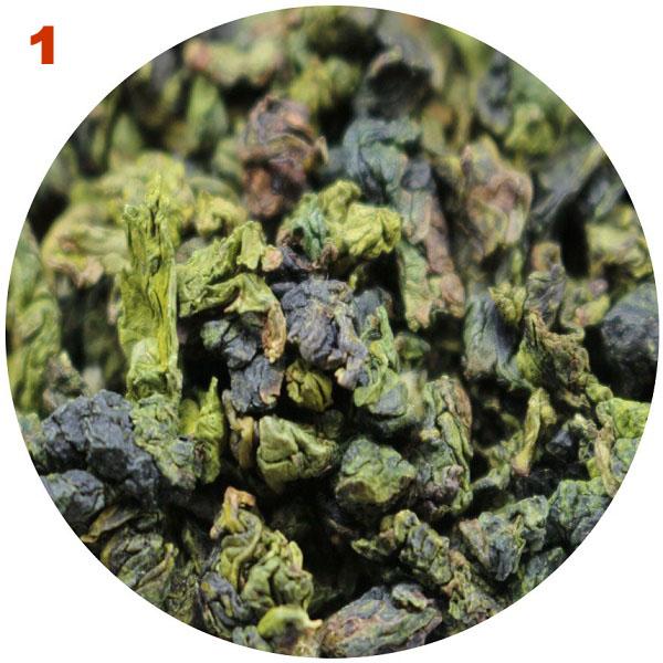 TIEGUANYIN ulongo arbatos rinkinys (5 vnt.)