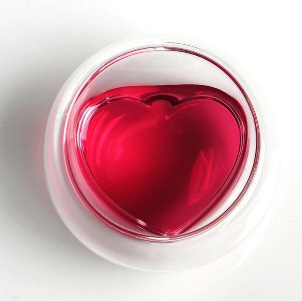 Dvigubo stiklo piala (1 vnt.)