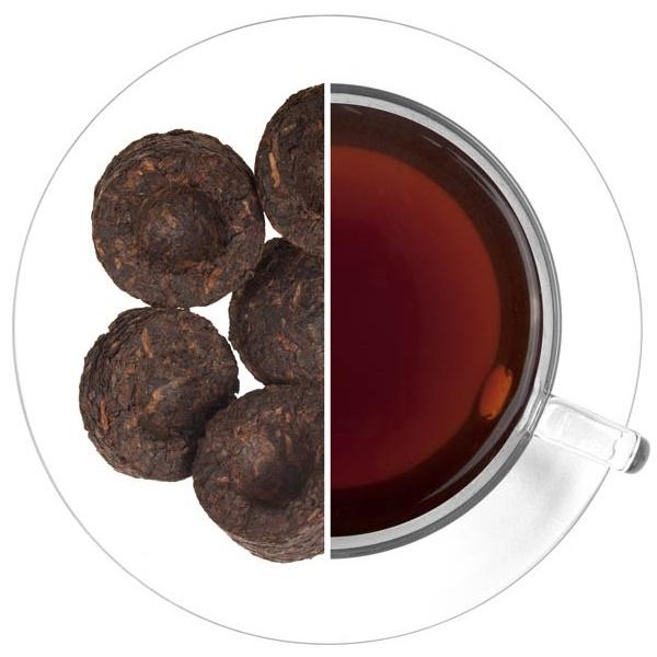 Ripe Pu-Erh (MINI TUO CHA / 2015 m.) arbata (30/50/100 g.)