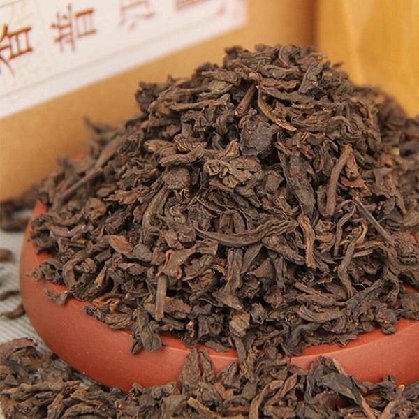 Ripe Pu-Erh (CHEN XIANG / 2017 m.) arbata (120 g.)