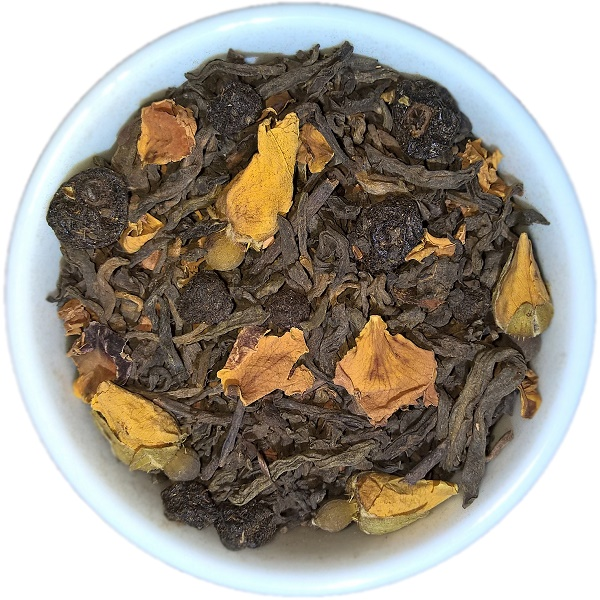 Ripe Pu-Erh SALSA arbata (30/50/100 g)
