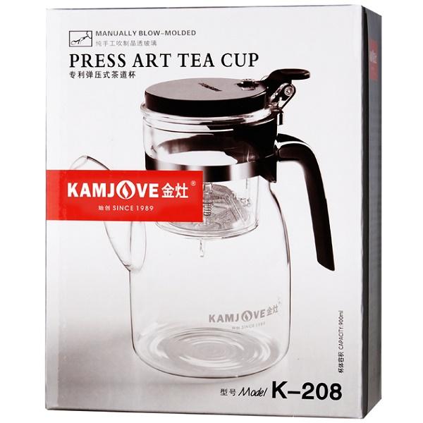 Arbatinukas KAMJOVE K-208 (900 ml.)
