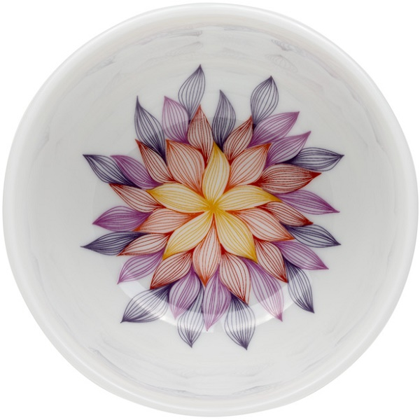 Porcelianinė piala (1 vnt.)
