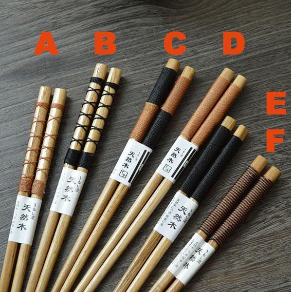 Bambukinės valgymo lazdelės (1 pora)