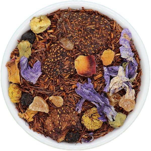 ROOIBOS arbata MANGO - BRAŠKĖ (30/50/100 g.)