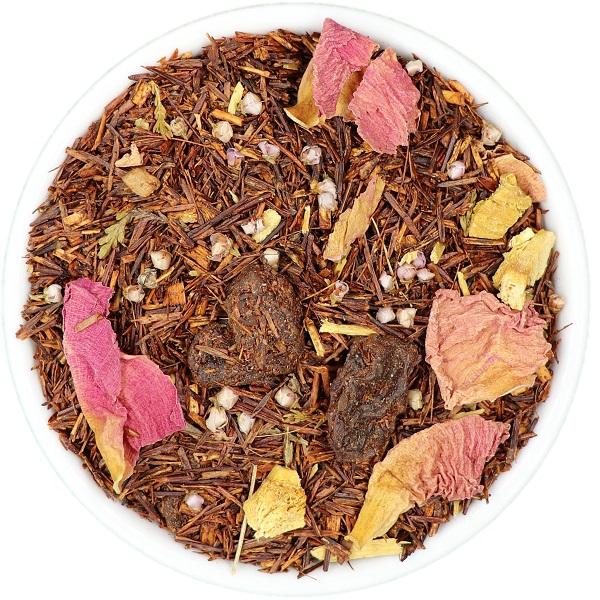 ROOIBOS arbata BRAŠKĖ - SALDYMEDIS (30/50/100 g.)