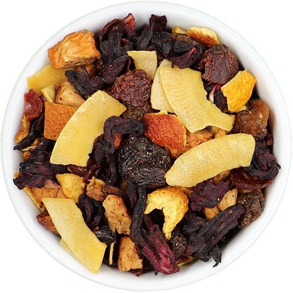 OBUOLIŲ ŠTRUDELIS vaisinė arbata (30/50/100 g.)