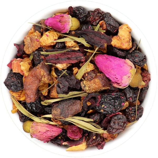 BRAŠKĖ - BAMBUKAS vaisinė arbata (30/50/100 g.)