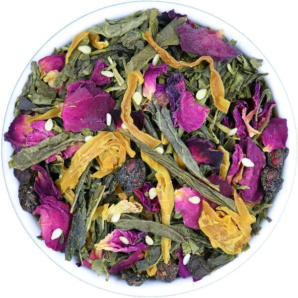 GEISHA žalioji arbata (30/50/100 g.)