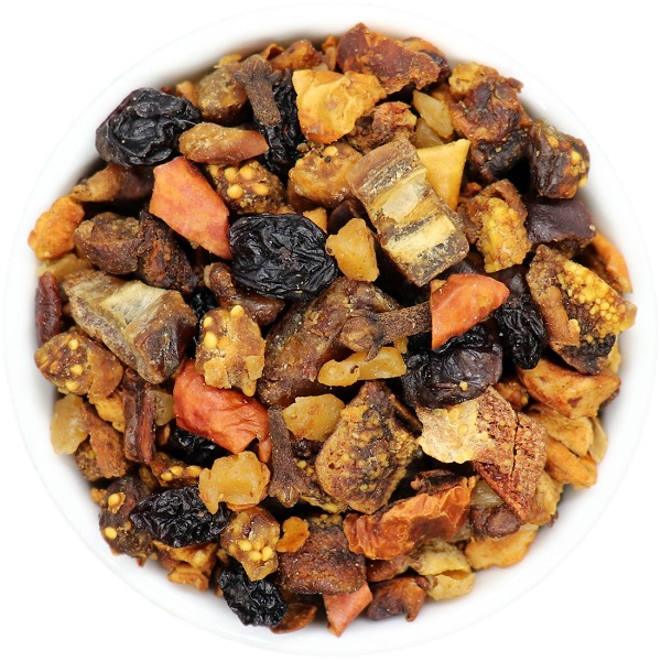 KARAMĖLĖ - MEDUS vaisinė arbata (30/50/100 g.)