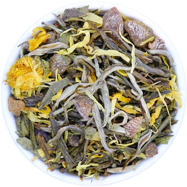 TOKAJAUS ABRIKOSAS žalioji arbata (30/50/100 g.)