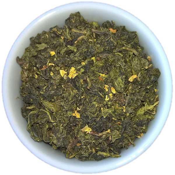 TIEGUANYIN su KVEPENĖS ŽIEDAIS ulongo arbata (30/50/100 g.)