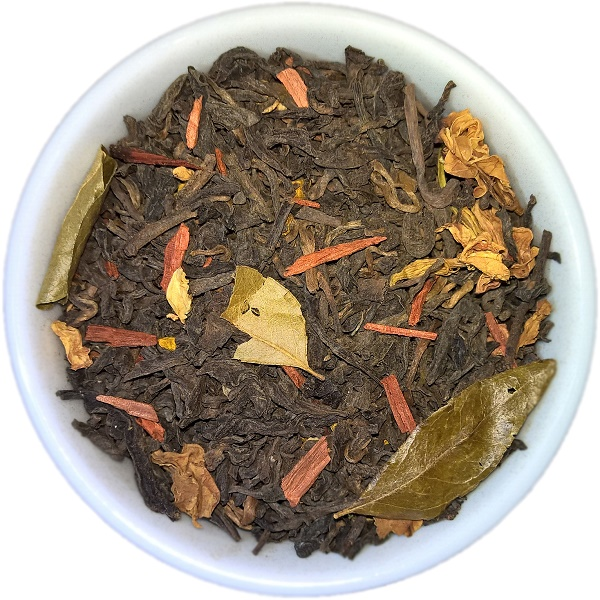 Ripe Pu-Erh JING JANG arbata (30/50/100 g)