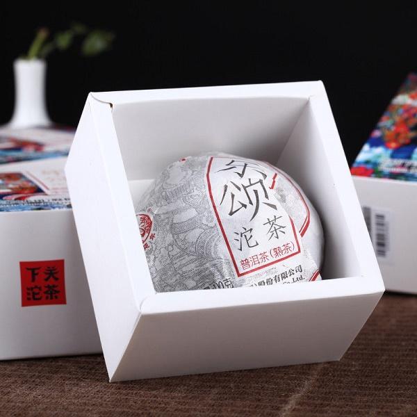 Ripe Pu-Erh (Xiaguan Classic: LE SONG / 2016 m.) arbata (100 g.)