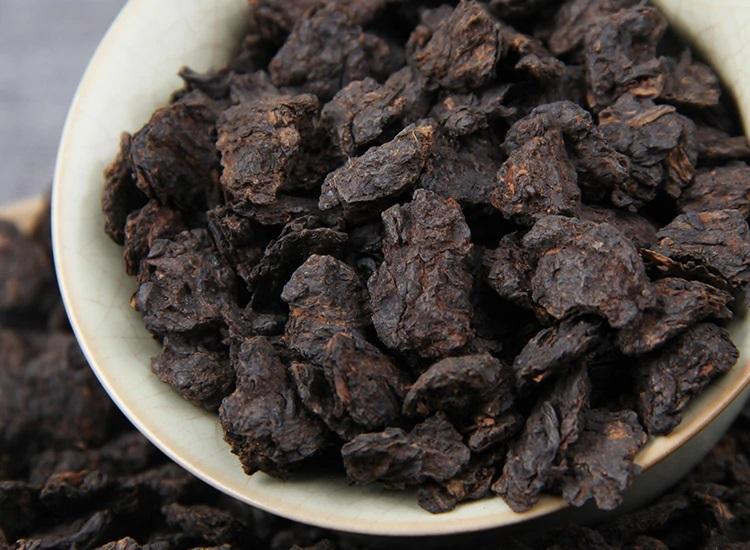 MENGHAI LAO MUSK TOU Ripe Pu-Erh (2007 m.) arbata (30/50/100 g.)