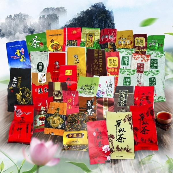 Kiniškos arbatos rinkinys (35 vnt.)