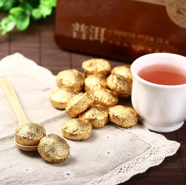 Ripe / Ripe Pu-Erh (TIN CHA / 2015 m.) arbata (15 vnt.)