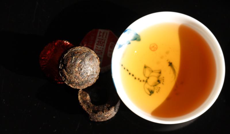 DIAN HONG (PRESUOTA) juodoji arbata (30/50/100 g.)