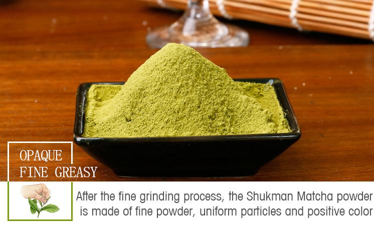 Matcha žaliosios arbatos milteliai (100 g.)