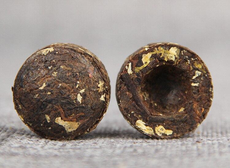 Ripe Pu-Erh (su JAZMINŲ ŽIEDAIS / 2011 m.) arbata (30/50/100 g.)