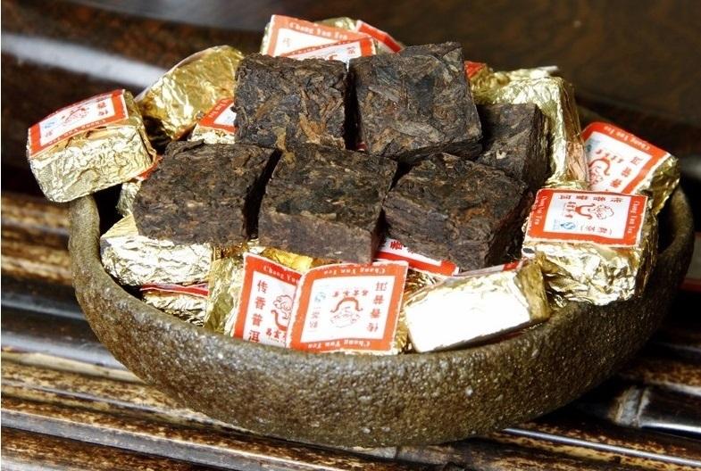 Ripe Pu-Erh (2001 m.) arbata (30/50/100 g.)