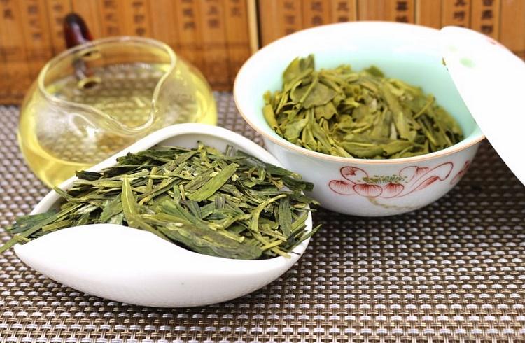 LONG JING žalioji arbata (5 g.)