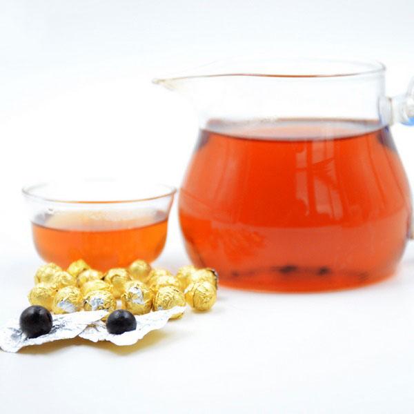 Ripe Pu-Erh (CHA GAO / 2006 m.) tirpi arbata (5/10/30 g.)