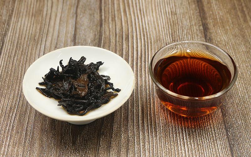 Ripe Pu-Erh (GUANGXI LIU PAO / 2018 m.) arbata (30/50/100 g)