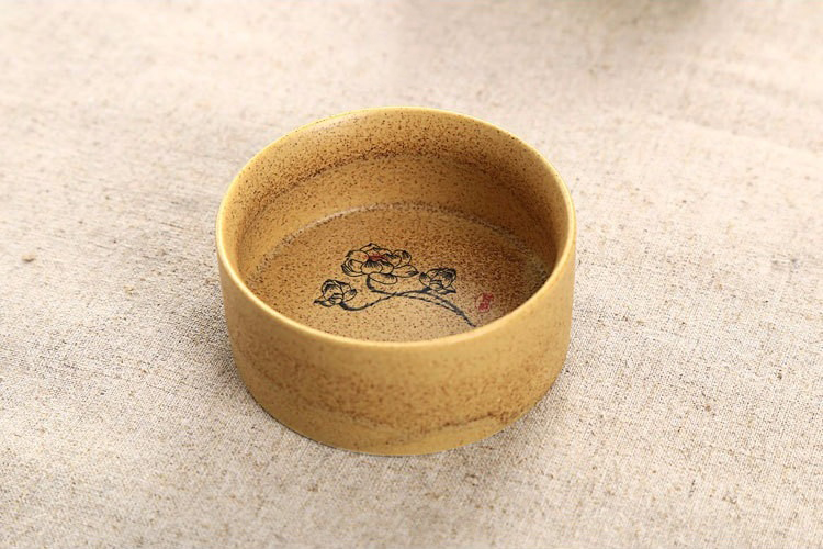 Keramikinis Gaivanis su piala (150 ml)