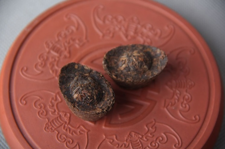 Ripe Pu-Erh (GOLDEN INGOT / 2011 m.) arbata (30/50/100 g.)
