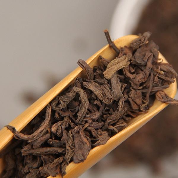 Ripe Pu-Erh (CHAN NIAN / 2006 m.) arbata (240 g.)
