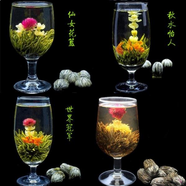 """""""ŽYDINČIOS"""" arbatos rinkinys (6 vnt.)"""