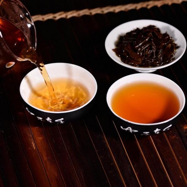 MINI TUO CHA Pu-Erh arbatos rinkinys (10 vnt.)