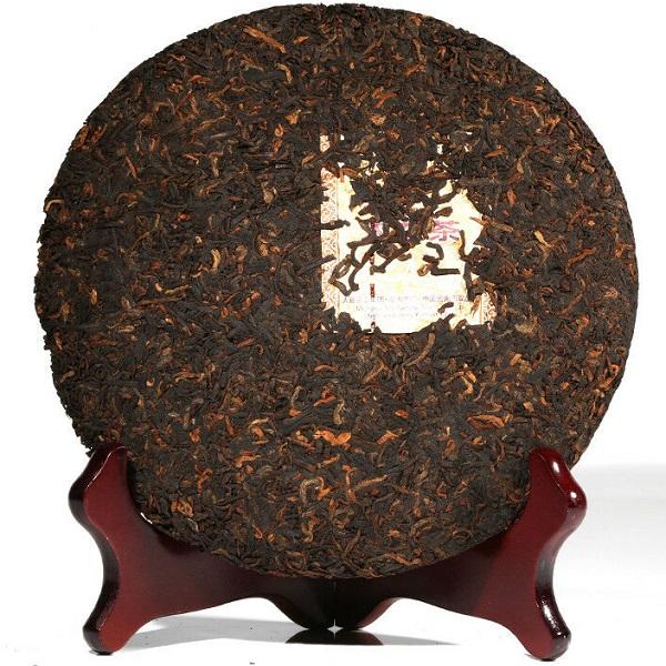 Ripe Pu-Erh (Menghai Classic: 8592 / 2018 m.) arbata (357 g.)