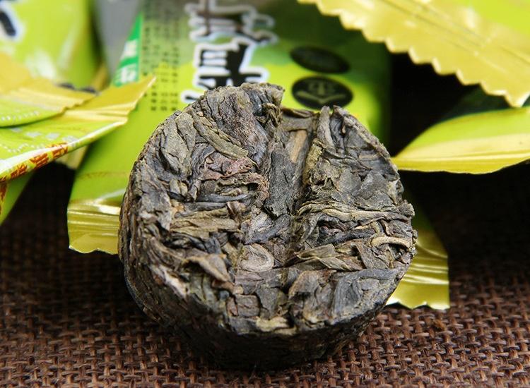 Raw Pu-Erh (2012 m.) arbata (30/50/100 g.)