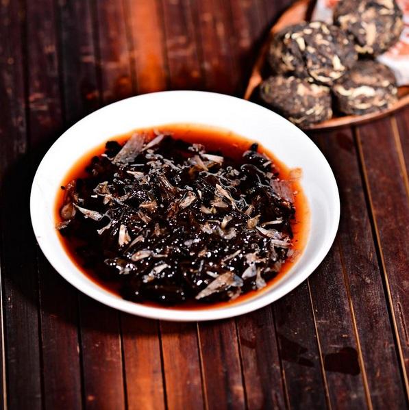 MINI TUO CHA Pu-Erh arbatos rinkinys (30 vnt.)