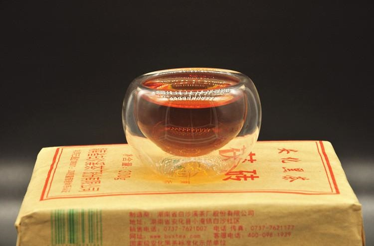 AN HUA (BAI SHA XI / 2016, 2018 m.) juodoji arbata (300 g.)
