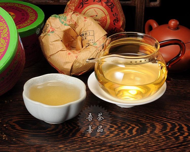 Raw Pu-Erh (FENG YAO / 2013, 2014, 2017 m.) arbata (100 g.)