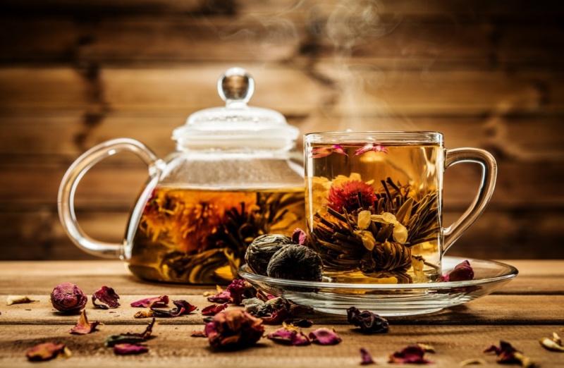 """""""ŽYDINČIOS"""" arbatos rinkinys (4 vnt.)"""