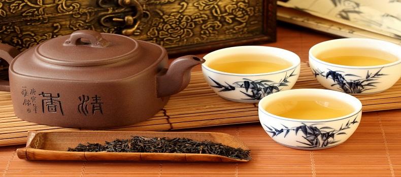 Šimtai arbatos pavadinimų!